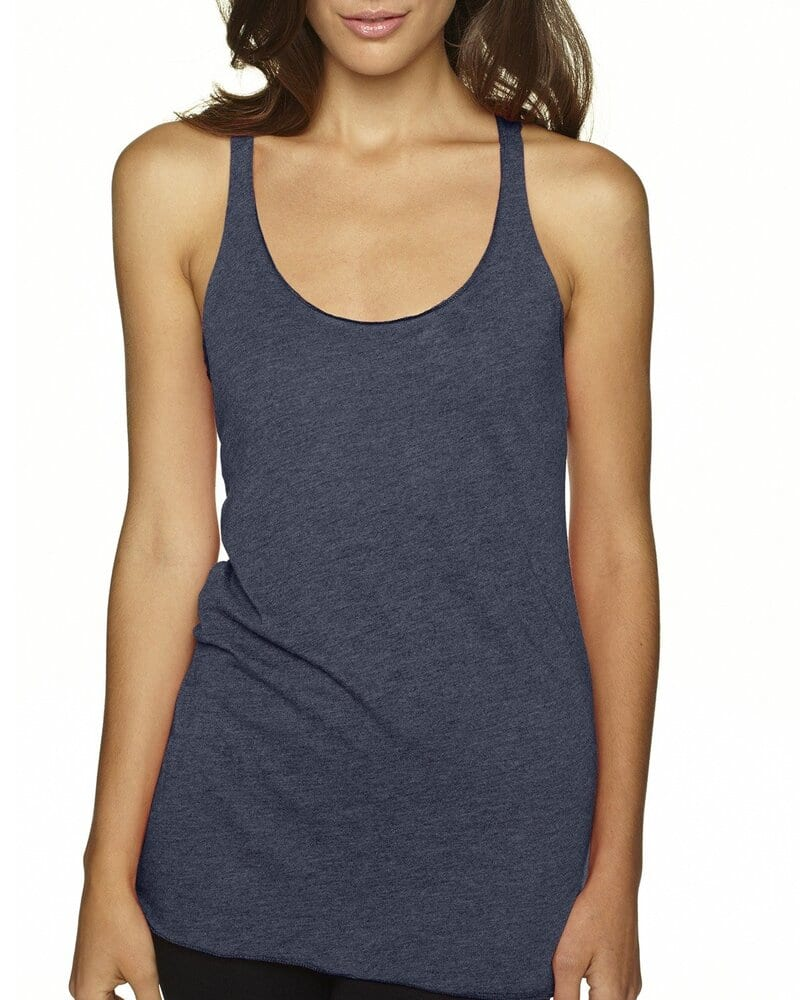 Next Level 6733 - Next Level™ Ladies' Tri-Blend Racerback Tank