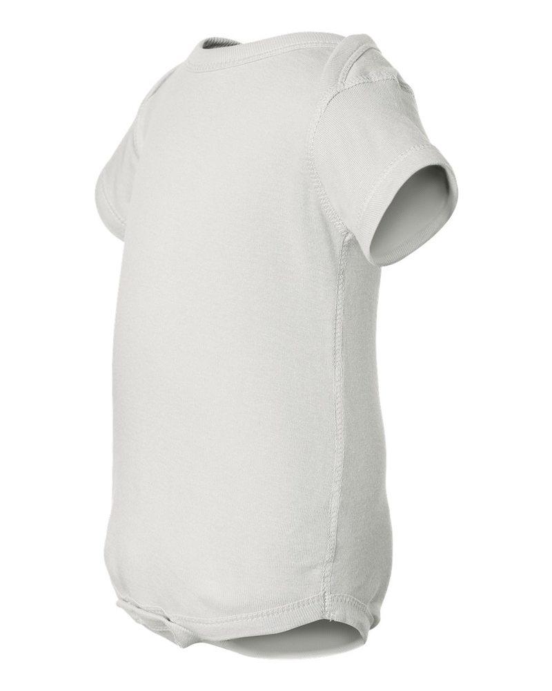 Rabbit Skins 4400 - Infant Lap Shoulder Creeper