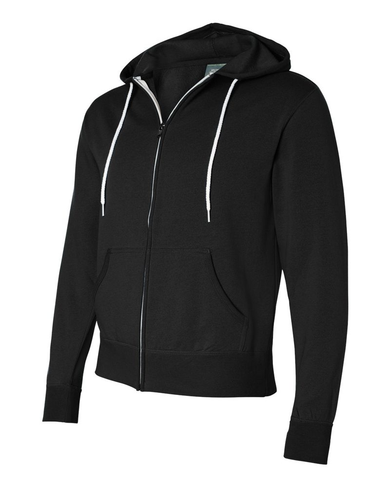 Independent Trading Co. AFX90UNZ - Unisex Full-Zip Hooded Sweatshirt