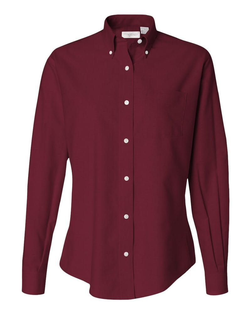 Van Heusen 13V0002 - Ladies' Oxford Shirt