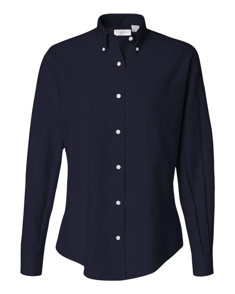 Van Heusen 13V0002 - Ladies' Oxford Shirt