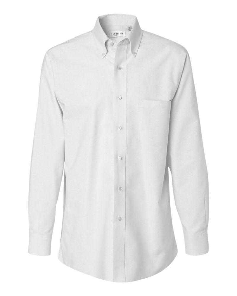 Van Heusen 13V0040 - Long Sleeve Oxford Shirt