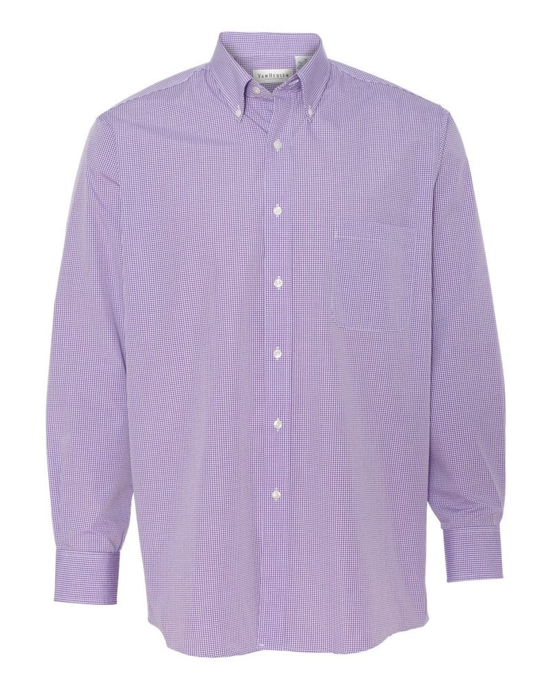 VanHeusen 13V0225 - Camisa a cuadros