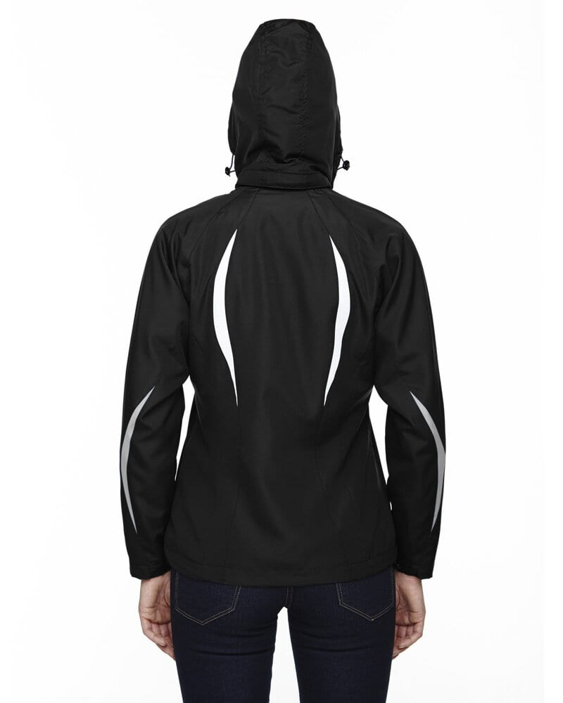 Ash City North End 78644 - ImpactLadies' Active Lite Color-Block Jacket