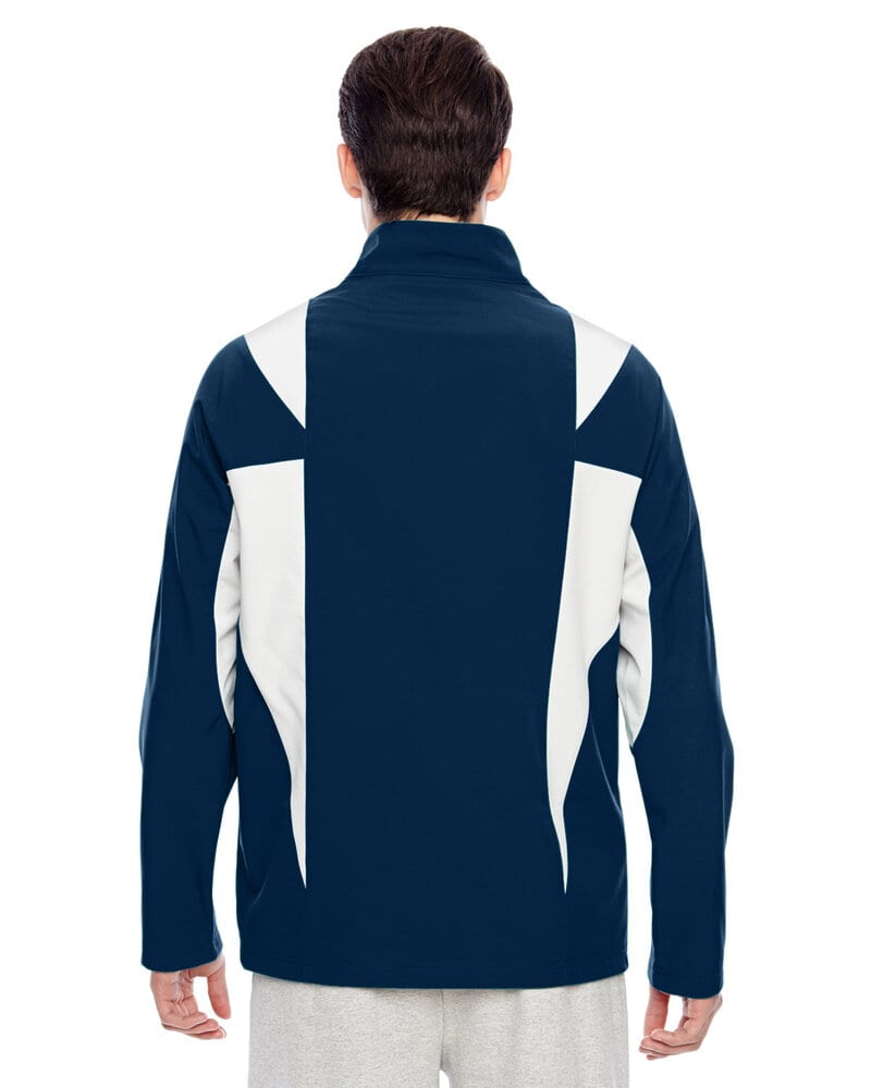 Team 365 TT82 - Men's Icon Colorblock Soft Shell Jacket