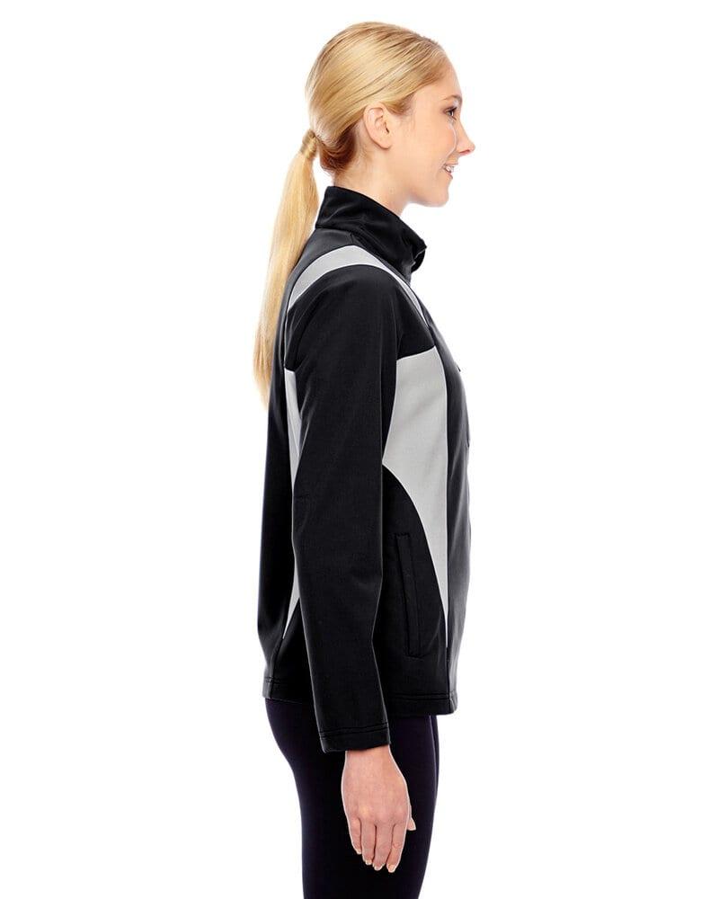 Team 365 TT82W - Veste Soft Shell Icon Color Block pour femmes
