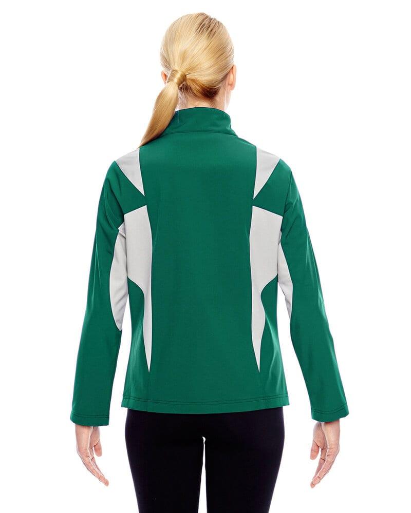 Team 365 TT82W - Ladies Icon Colorblock Soft Shell Jacket