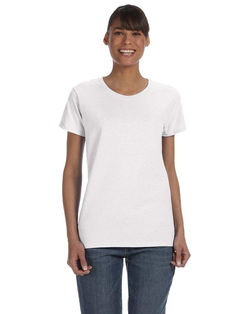 Gildan G500L - Heavy Cotton Ladies Missy Fit T-Shirt