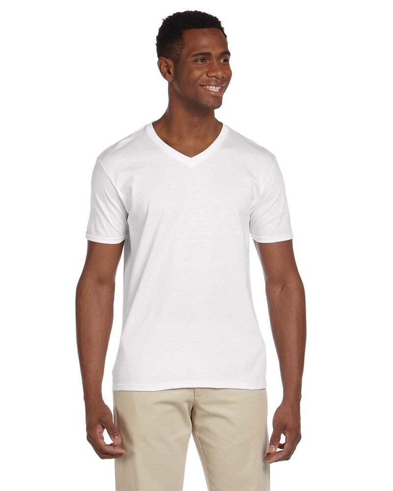 Gildan G64V - Softstyle® 4.5 oz. V-Neck T-Shirt