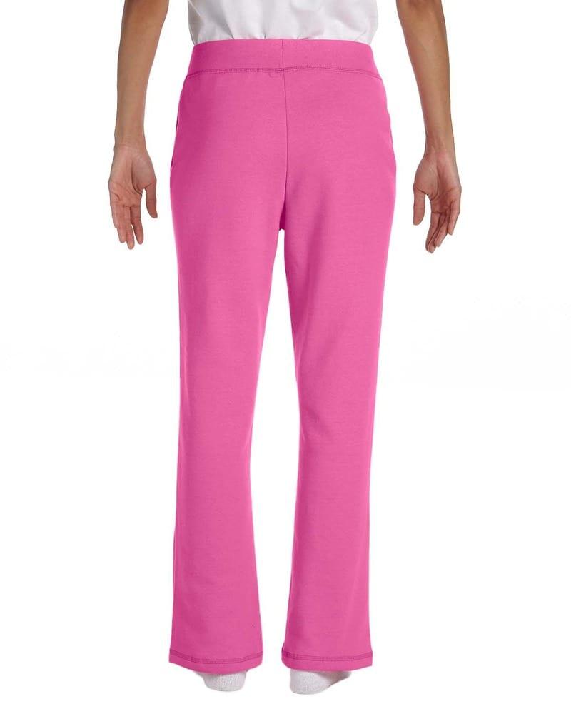 Gildan G184FL - Heavy Blend Ladies 8 oz., 50/50 Open-Bottom Sweatpants