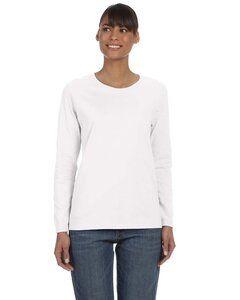 Gildan G540L - Heavy Cotton Ladies 5.3 oz. Missy Fit Long-Sleeve T-Shirt