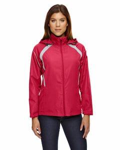Ash City North End 78168 - Sirius Ladies Lightweight Jacket With Embossed Print