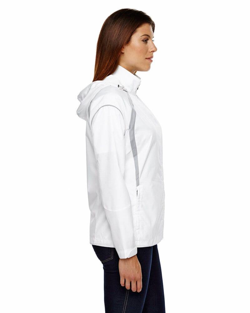 Ash City North End 78168 - Sirius Ladies' Lightweight Jacket With Embossed Print