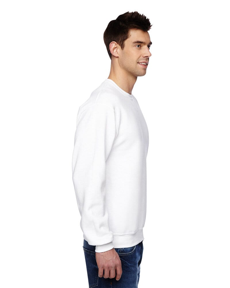 Fruit of the Loom SF72R - Sofspun® Crewneck Sweatshirt