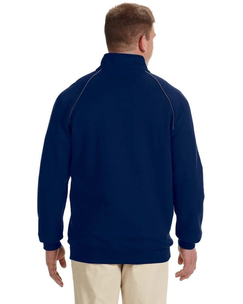 Gildan G929 - Veste polaire à fermeture full-zip. Coton Premium 9 Oz. Ringspun Fleece