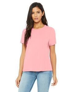 Bella+Canvas B6400 - Missys Relaxed Jersey Short-Sleeve T-Shirt