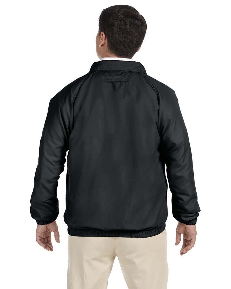 Harriton M710 - Microfiber Club Jacket