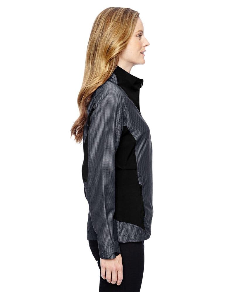 Ash City North End 78807 - Ladies Interactive Aero Two-Tone Lightweight Jacket
