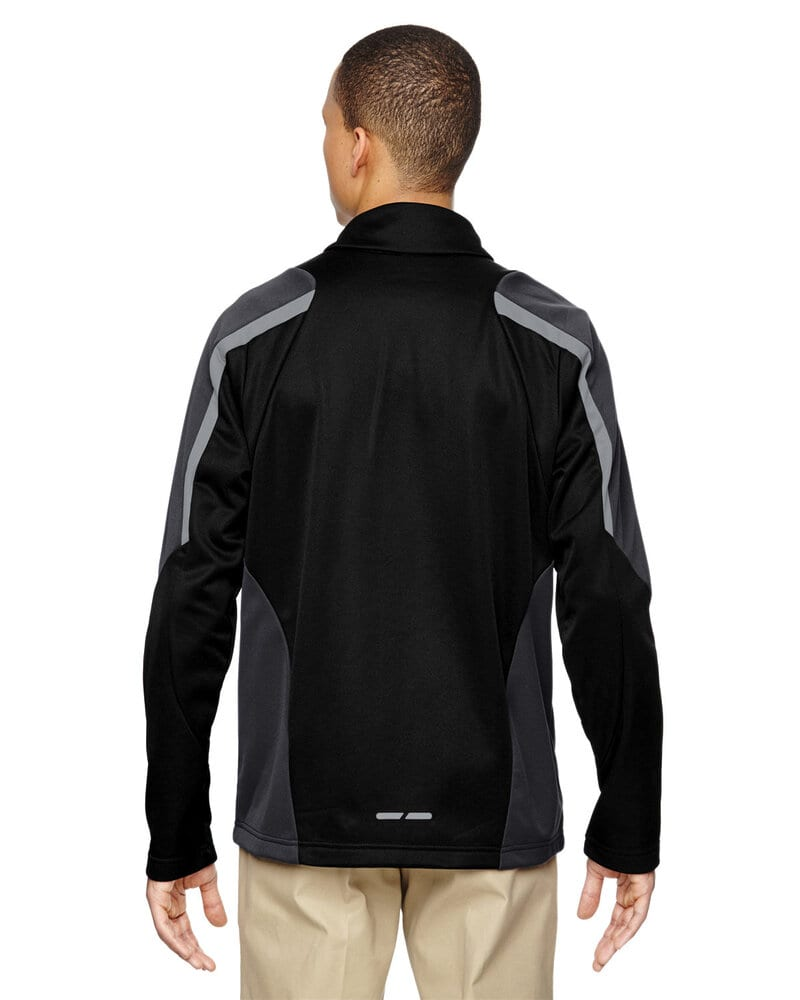 Ash City North End 88201 - Strike Men's Colour-Block Fleece Jacket