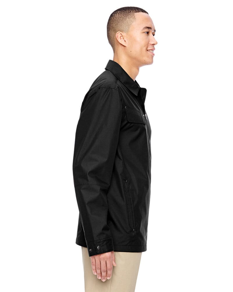 Ash City North End 88218 - Men's Excursion Ambassador Lightweight Jacket with Fold Down Collar