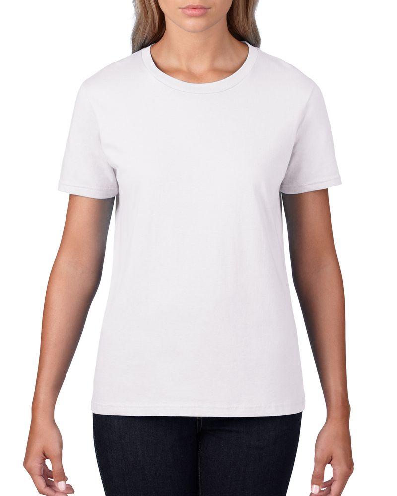 Gildan GI4100L - T-Shirt Femme Manches Courtes Premium