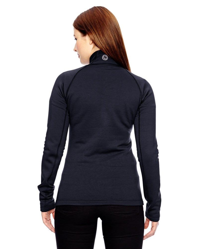 Marmot 89610 - Ladies Stretch Fleece Half-Zip