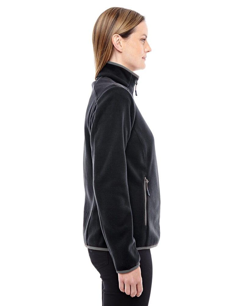 Ash City North End Sport Red 78811 - Ladies Vector Interactive Polartec Fleece Jacket