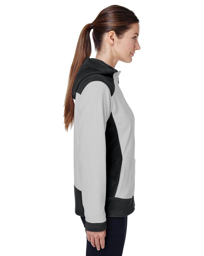 Team 365 TT94W - Ladies Rally Colorblock Microfleece Jacket