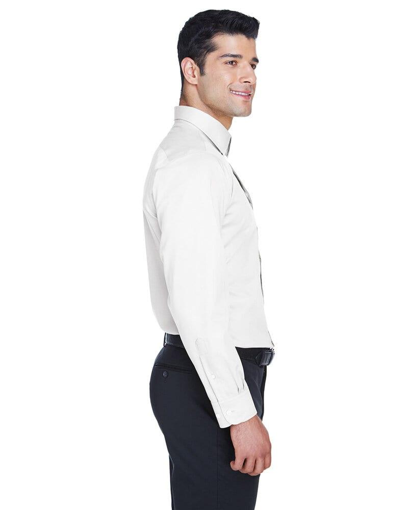 Devon & Jones DG530T - Men's Tall Crown Collection™ Solid Long-Sleeve Stretch Twill