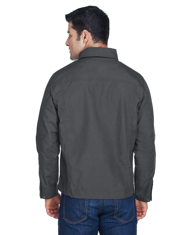 Harriton M705 - Adult Auxiliary Canvas Work Jacket
