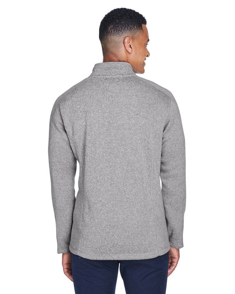 Devon & Jones DG793 - Men's Bristol Full-Zip Sweater Fleece Jacket