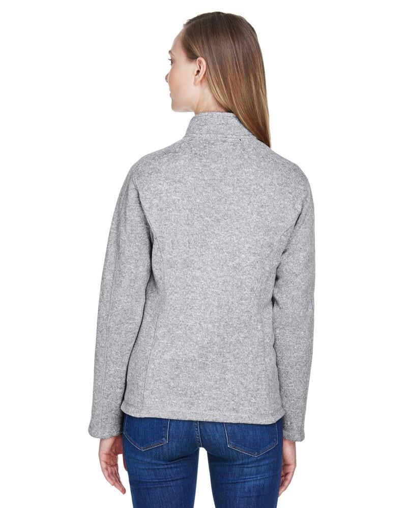 Devon & Jones DG793W - Ladies Bristol Full-Zip Sweater Fleece Jacket