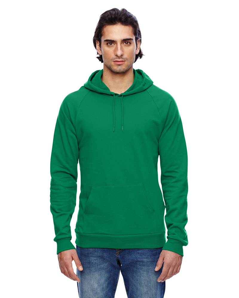 American Apparel 5495 - California Fleece Pullover Hoodie