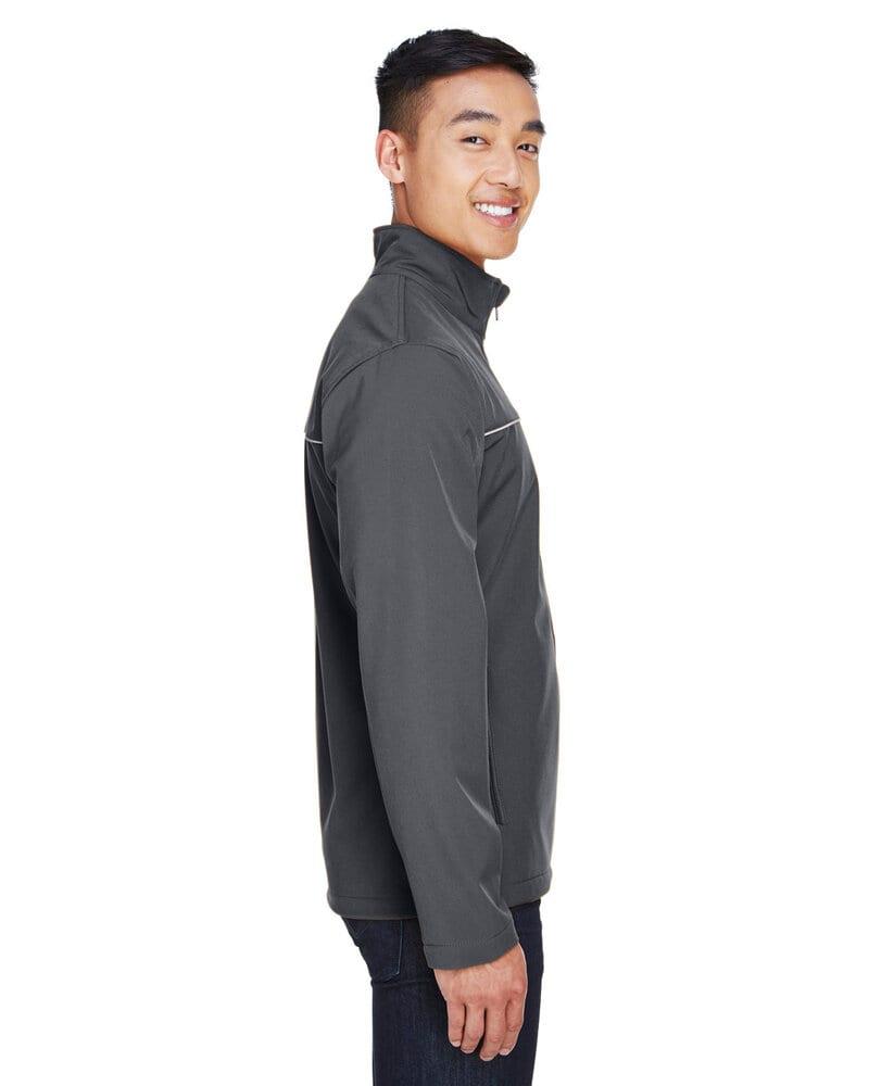 Harriton M780 - Men's Echo Soft Shell Jacket