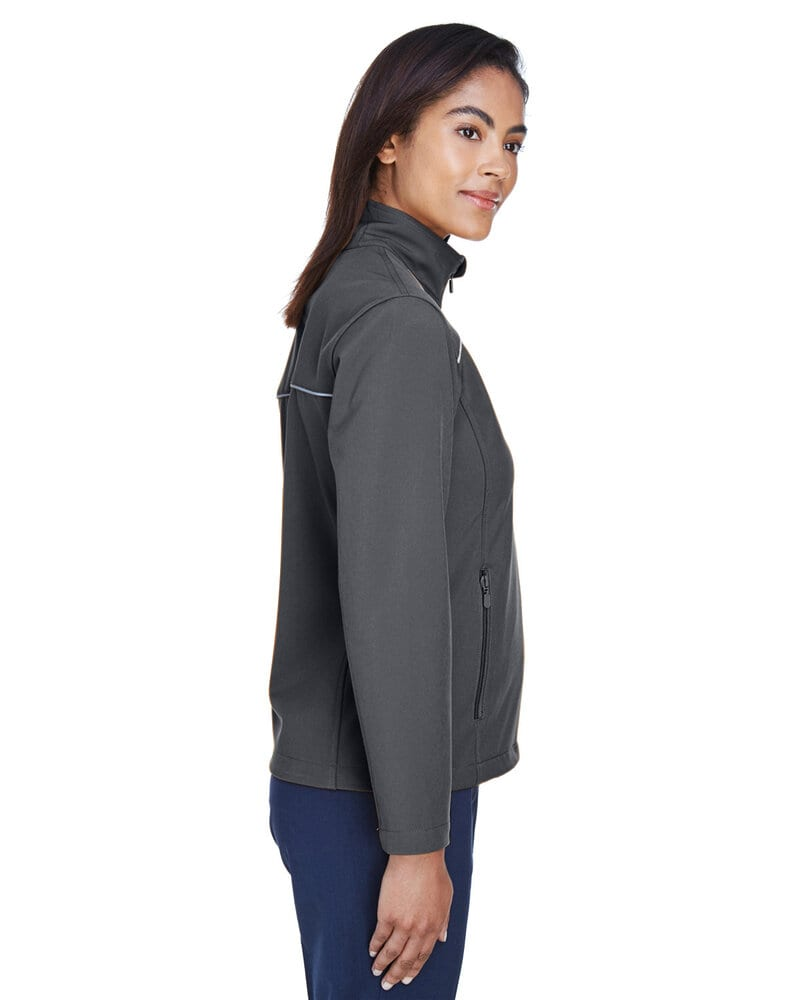 Harriton M780W - Ladies Echo Soft Shell Jacket