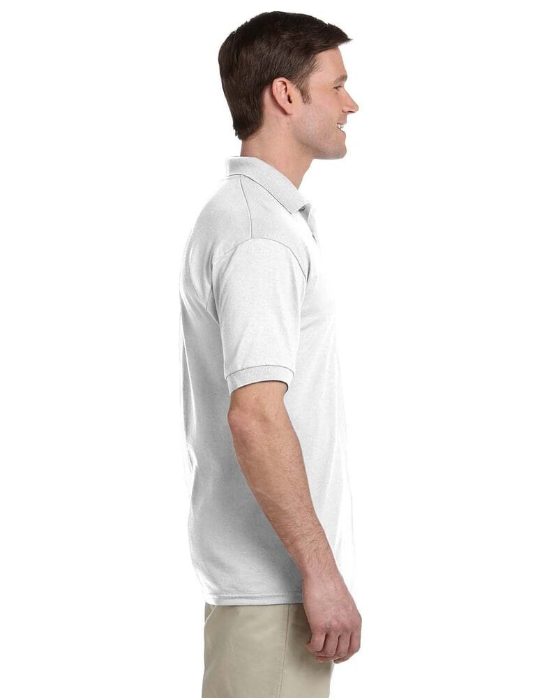 Gildan G890 - DryBlend® 6 oz., 50/50 Jersey Polo with Pocket