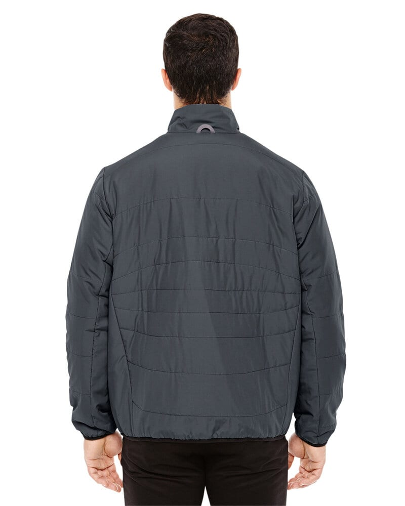 Ash City North End 88231 - Men's Resolve Interactive Insulated Packable Jacket