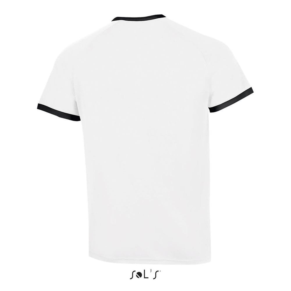 Sol's 01177 - Maillot Adulte Manches Courtes ATLETICO