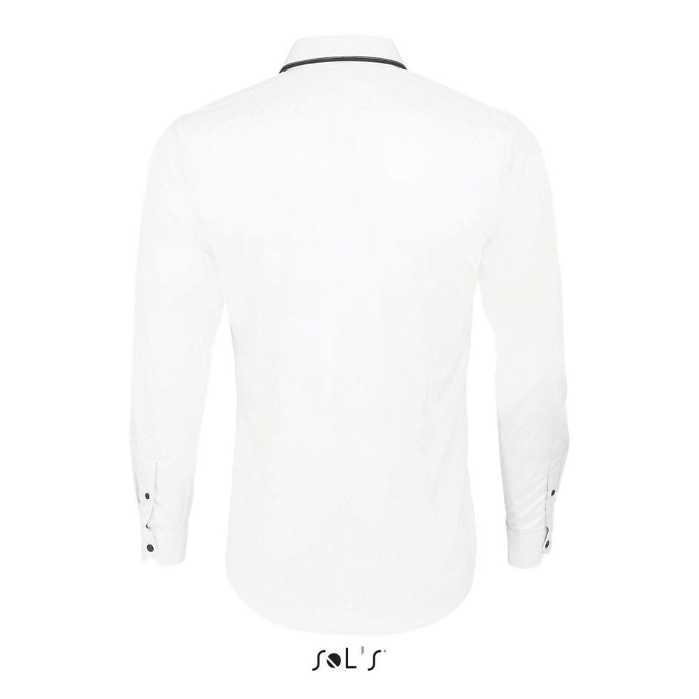 Sol's 00567 - Men's Long Sleeve Fitted Shirt Baxter