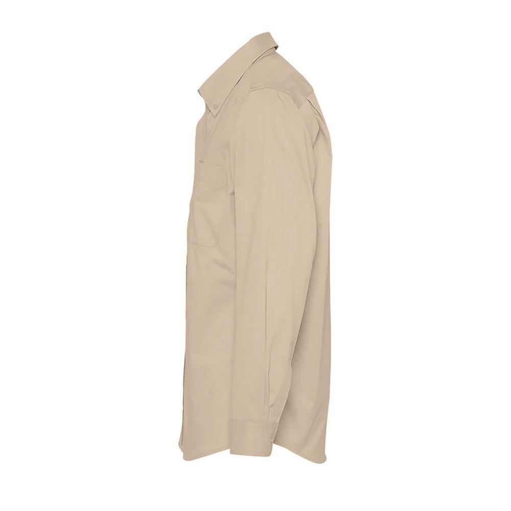 Sol's 16090 - Long Sleeve Cotton Twill Men's Shirt Bel Air