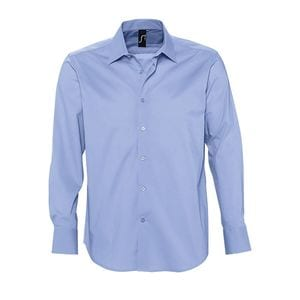 Sols 17000 - Long Sleeve Stretch Mens Shirt Brighton