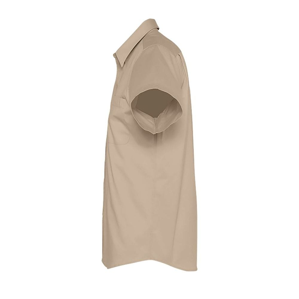 Sol's 16080 - Short Sleeve Cotton Twill Men's Shirt Brooklyn