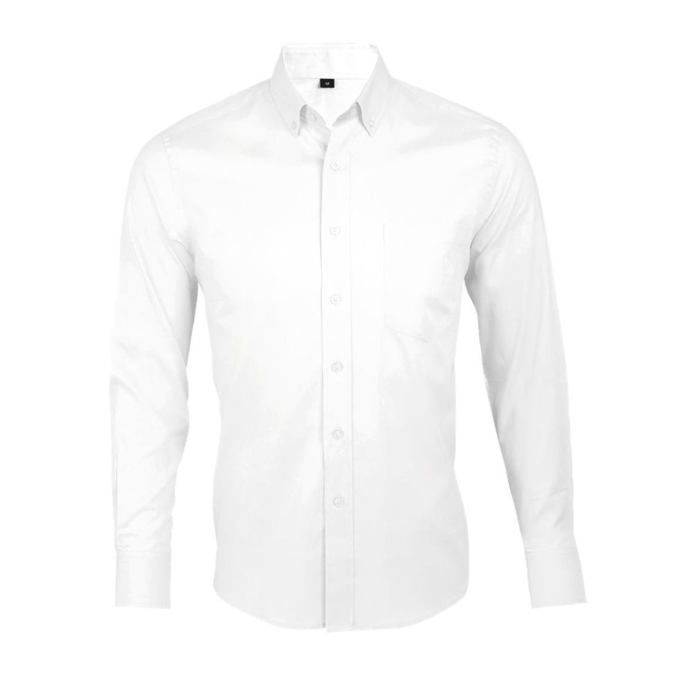 Sol's 00551 - Men's Long Sleeve Shirt Business