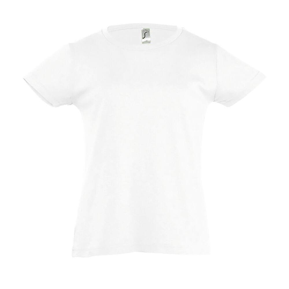 Sol's 11981 - Girls' T-Shirt Cherry