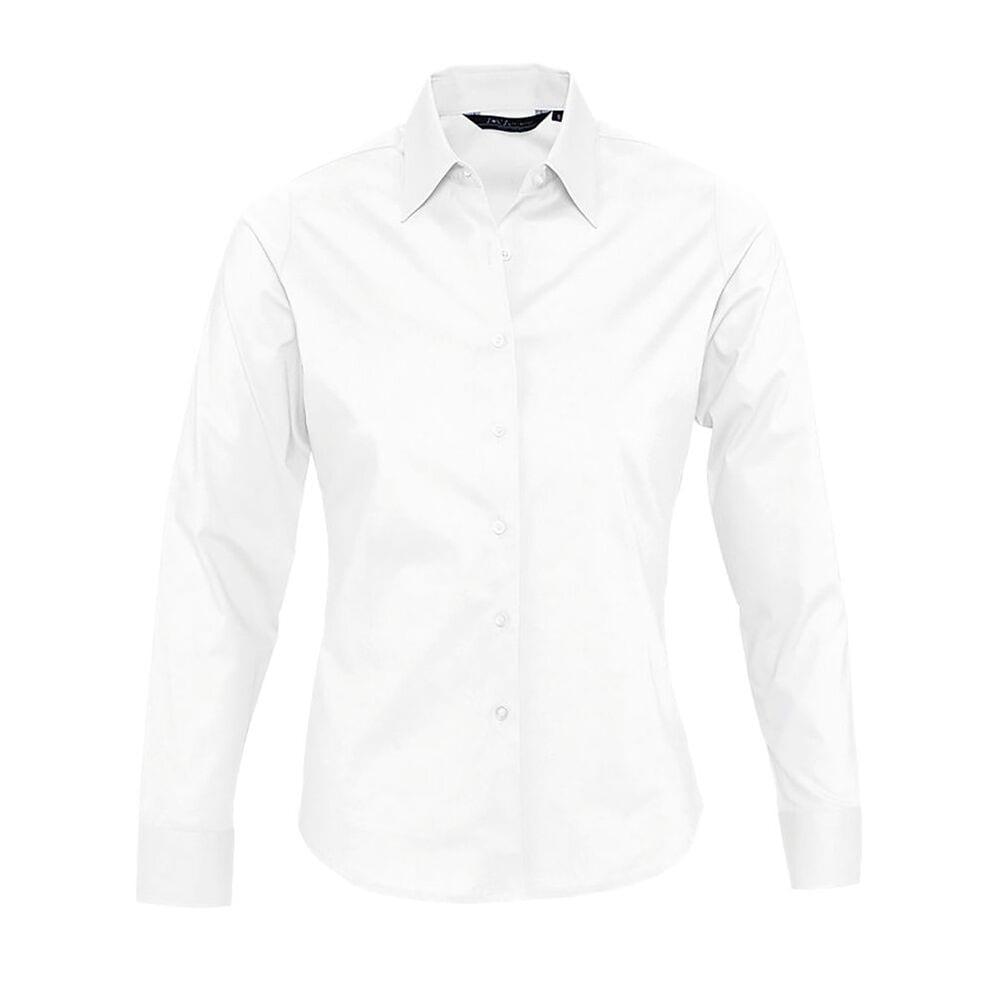 Sol's 17015 - Long Sleeve Stretch Women's Shirt Eden