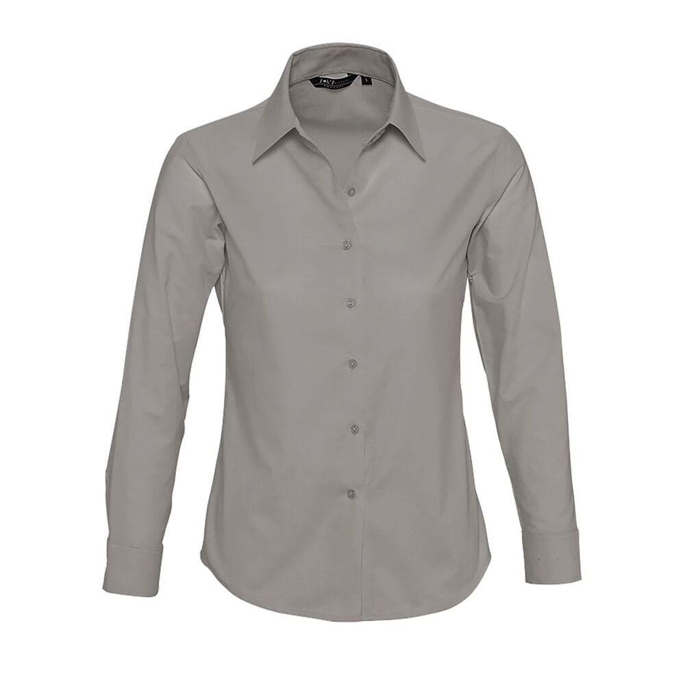 Sol's 16020 - Long Sleeve Oxford Women's Shirt Embassy