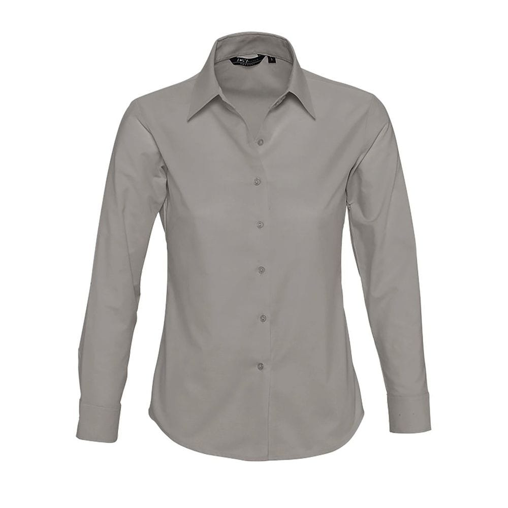 Sol's 16020 - Long Sleeve Oxford Women's Shirt Embassy