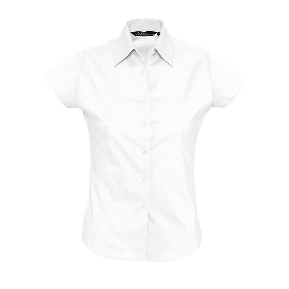 Sol's 17020 - Short Sleeve Stretch Women's Shirt Excess
