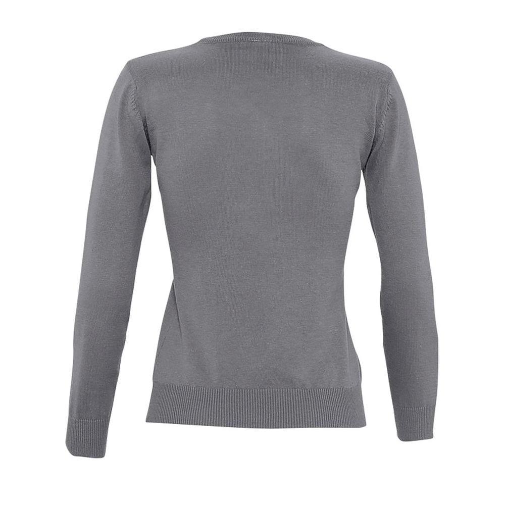 Sol's 90010 - Women's V-Neck Sweater Galaxy