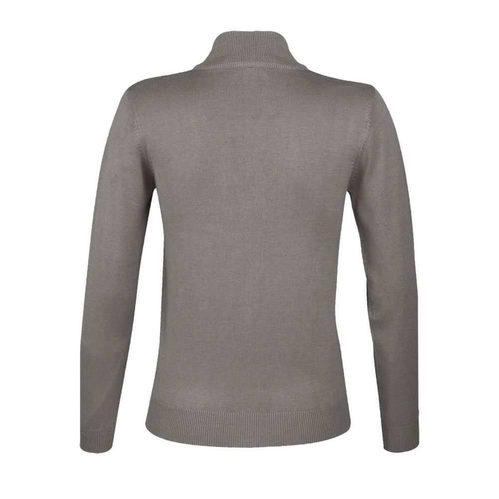 Sol's 00550 - Women's Zipped Knitted Cardigan Gordon